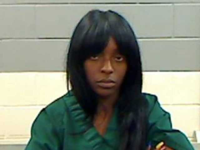 Audrey Jeanea Webb, 23, of Memphis, is charged with prostitution.