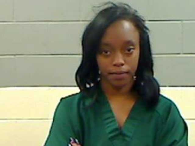 Chasity Breun Herring, 22, of Jackson, is charged with prostitution.
