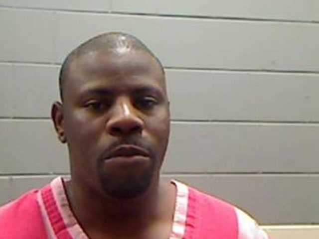 Corey Mantez Hollie, 35, of Lithonia, GA, is charged with procuring prostitution.