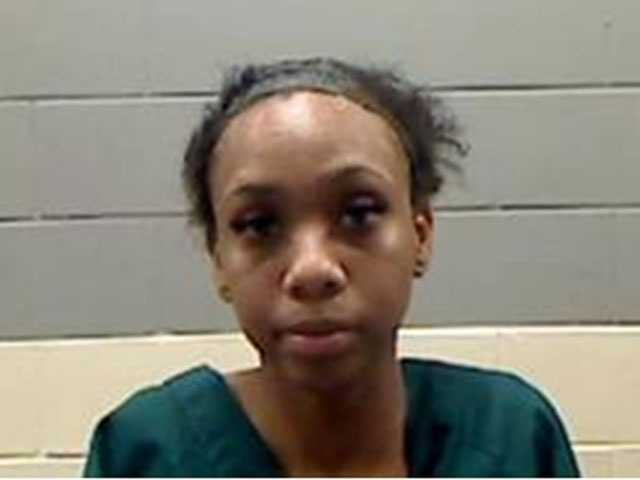 Jazmine Zhane Rimmer, 19, of Kosciusko, is charged with prostitution.