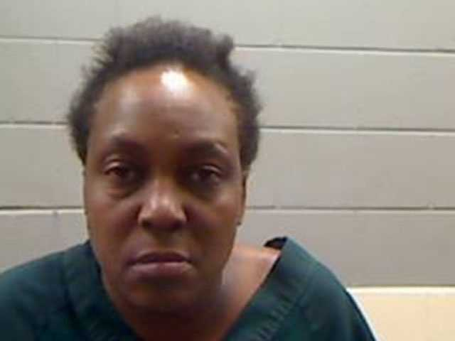 Sharon Renee Washington, 38, of Jackson, is charged with prostitution.