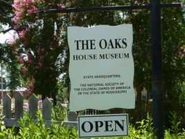 The Oaks Museum House