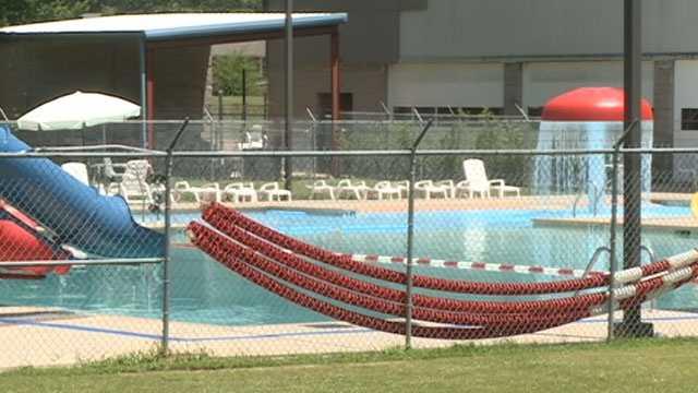 Clinton YMCA pool 2