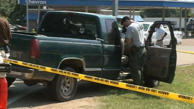 Bolton homicide scene 3