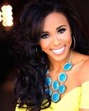 Miss Rankin County Morgan Lindsey Burnett. The Brandon Native is studying for her Masters of Occupational Therapy at the University of Mississippi Medical Center.