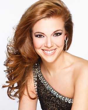 Miss Delta Blues Shelby Danielle Corn. The Brandon native attends Mississippi State University.