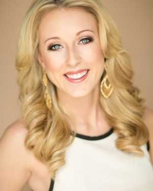 Miss Desoto County Ana Nicole Blakely. The Winona native attends Northwest Mississippi Community College.