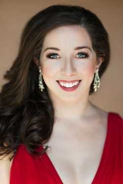 Miss Historic Crossroads Emmaline Johnson. The Chattanooga, Tenn., native attends the University of Mississippi.