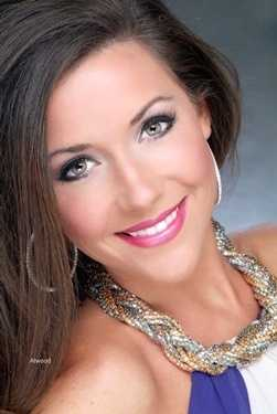 Miss North Central Mississippi Jessica Terrill. The Starkville native attends Mississippi College School of Law and is a graduate of Mississippi State University.