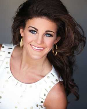 Miss Turtle Creek Jordin Johnson. The Meridian native attends the University of Southern Mississippi.