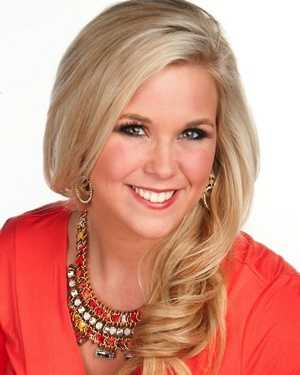 Miss USM Kimberly Page. The Ellisville native attends the University of Southern Mississippi.