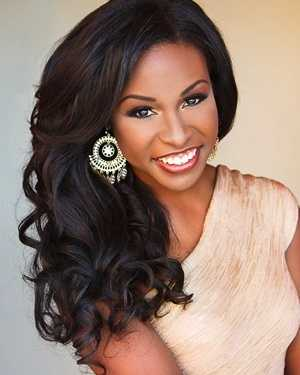 Miss Tupelo Kristen Elyse Furr. The Tuscaloosa, Ala., native attends Mississippi State University.