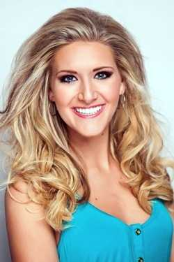 Miss MSU Laura Lee Lewis. The Brookhaven native attends Mississippi State University.