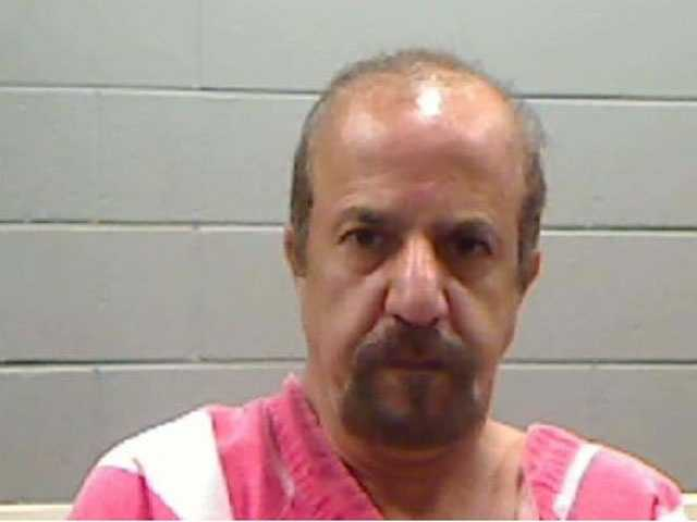 Masoud Ansri Tabar, 55, of Ridgeland, is charged with sale/distribution/manufacture/possession of a controlled substance.The Rankin County Sheriff's Office says he was involved in a foot pursuit.