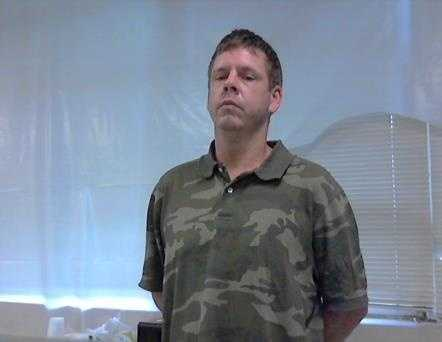 Christopher Lloyd Hobson, 39, of Braxton, is accused of charging tools under false pretense at a store in Pearl, police say.