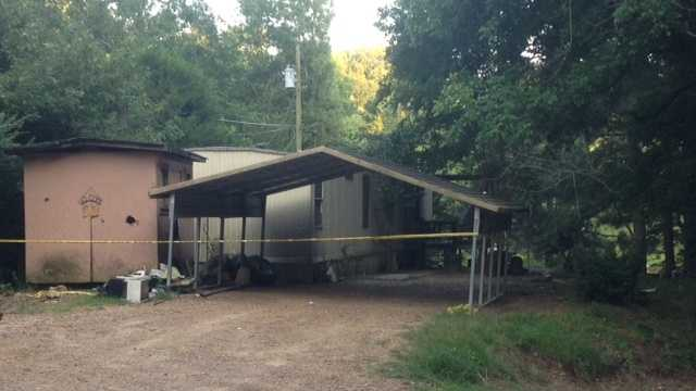 Yazoo County authorities are working the scene of a deadly shooting Saturday.