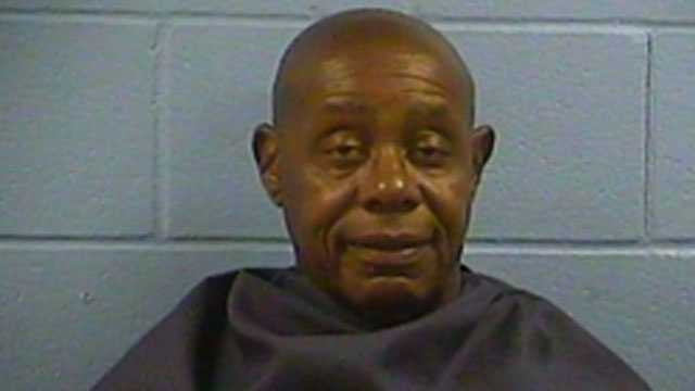 Eddie Dorsey, 65, is charged with attempted aggravated assault. Vicksburg police say he is accused of firing a shot into a home in the 2200 block of Rodgers Street.