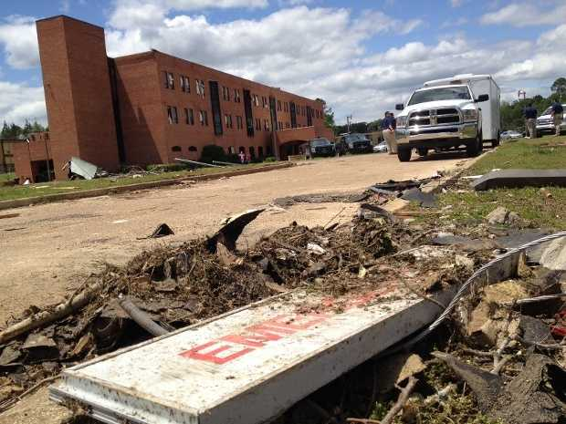 A deadly tornado outbreak ripped through Mississippi in April, leaving a path of destruction. Click here to see photos of the aftermath.