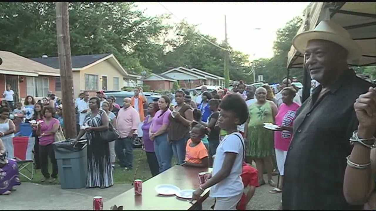 People in Jackson's Bel Air neighborhood say there needs to be a change -- after one of their own was murdered last week.