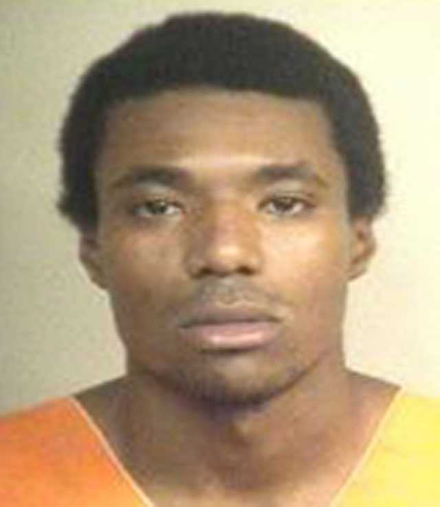 Darnell Griffith, 22, is charged with two counts of armed robbery of a business, Jackson police say.