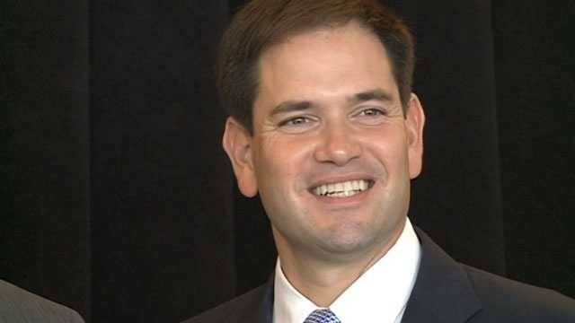 U.S. Sen. Marco Rubio, R-Florida