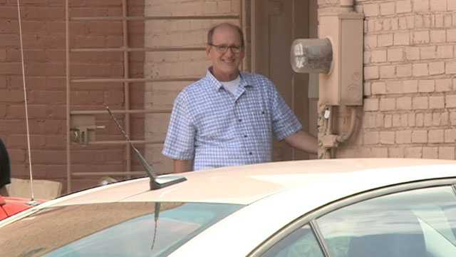 "Academy Award nominated actor Richard Jenkins was seen in Canton on Monday, where scenes were being shot for ""The Hollars,"" which also stars John Krasinski and Anna Kendrick."