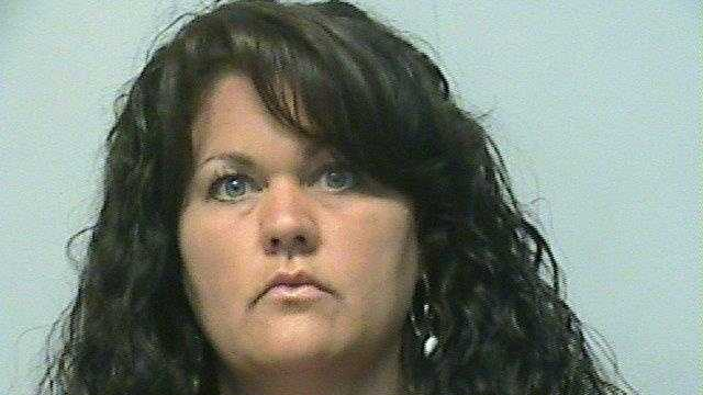 Stephanie Adams, 39, is charged with gratification of lust involving a minor, Natchez police say.
