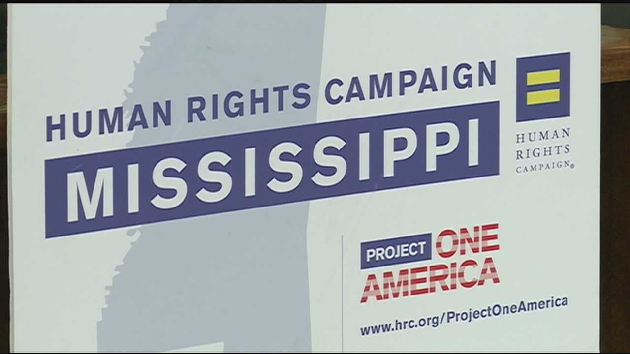 A gay rights group says a recent survey revealed that Mississippi is not a welcoming place for gays.