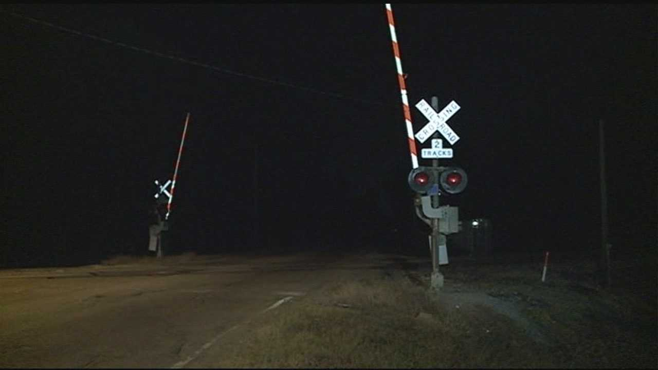 A portion of West County Line Road was scheduled to be closed Wednesday morning so crews could replace a railroad crossing.