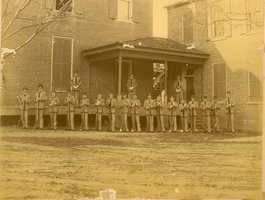 CHA Corps of Cadets, c. 1895