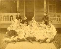 CHA Football Team, 1894