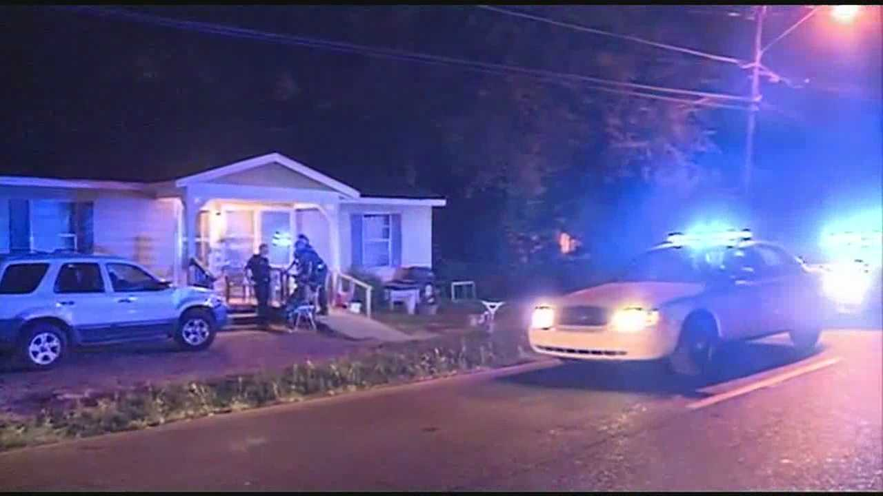Two people shot in Jackson. The double shooting happening along Sunset Drive near Northside Drive.