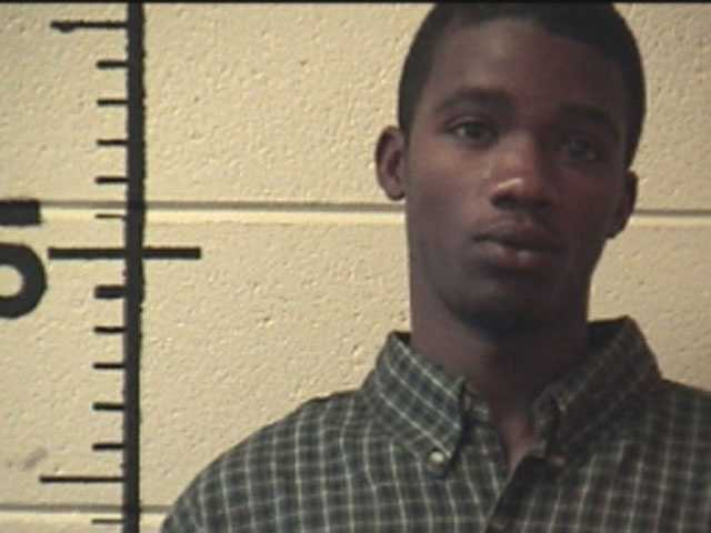 Tesean Parnell is charged with two counts of simple assault, Crystal Springs police say.