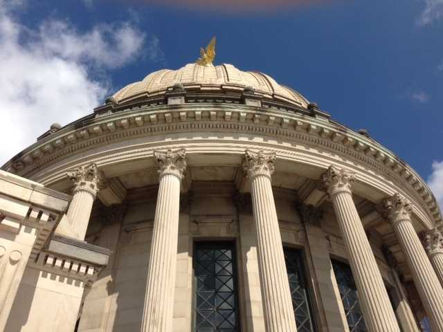 The Mississippi State Capitol is undergoing renovations. Take a look inside the the building that first opened in 1901.