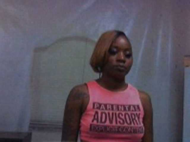 Tamika Young, 22, of Memphis, is charged with possession of marijuana and solicitation of prostitution, Pearl police say.