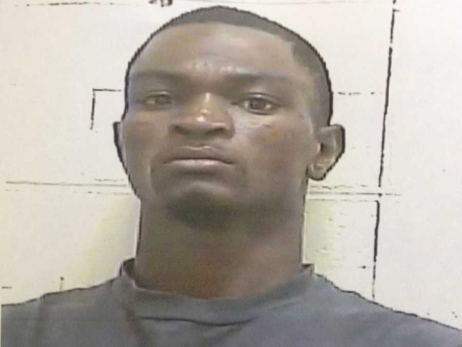 Sylvester Nicholson, 21, is facing charges in connection with the theft of diesel fuel in Holmes County.
