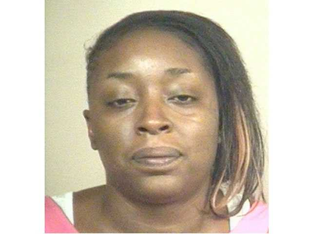 Haneefah Muhammad, 34, is charged with murder in the 2013 shooting death of Felecia Spann, Jackson police say.