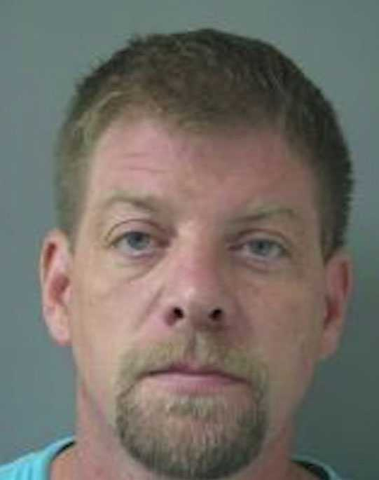 David Ezell, of West Monroe, La., is facing theft charges, Clinton police say.