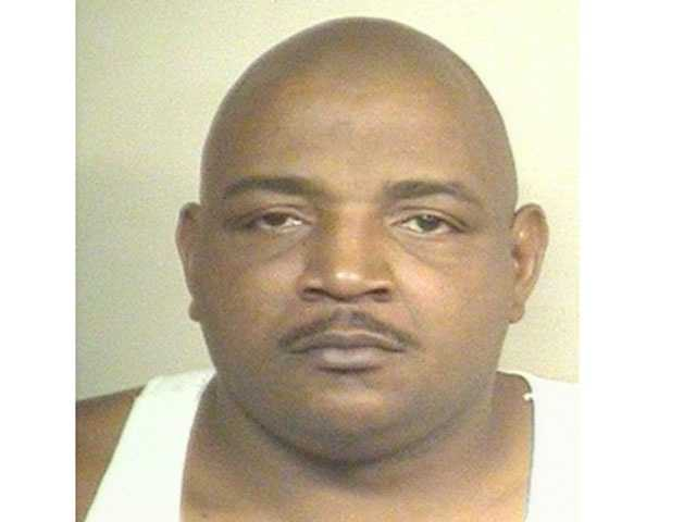 Tyrone Washington, 44, is charged with aggravated assault, Jackson police say.