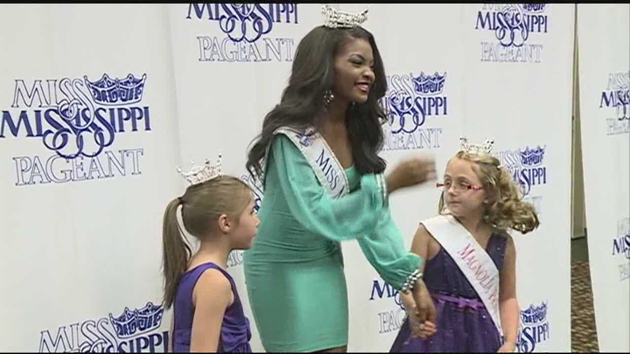 Special send off for Miss Mississippi