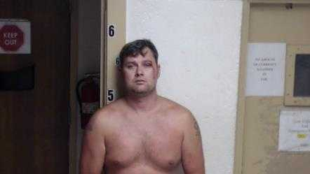 Jeffery Daniels is charged with aggravated assault, the Smith County sheriff says.