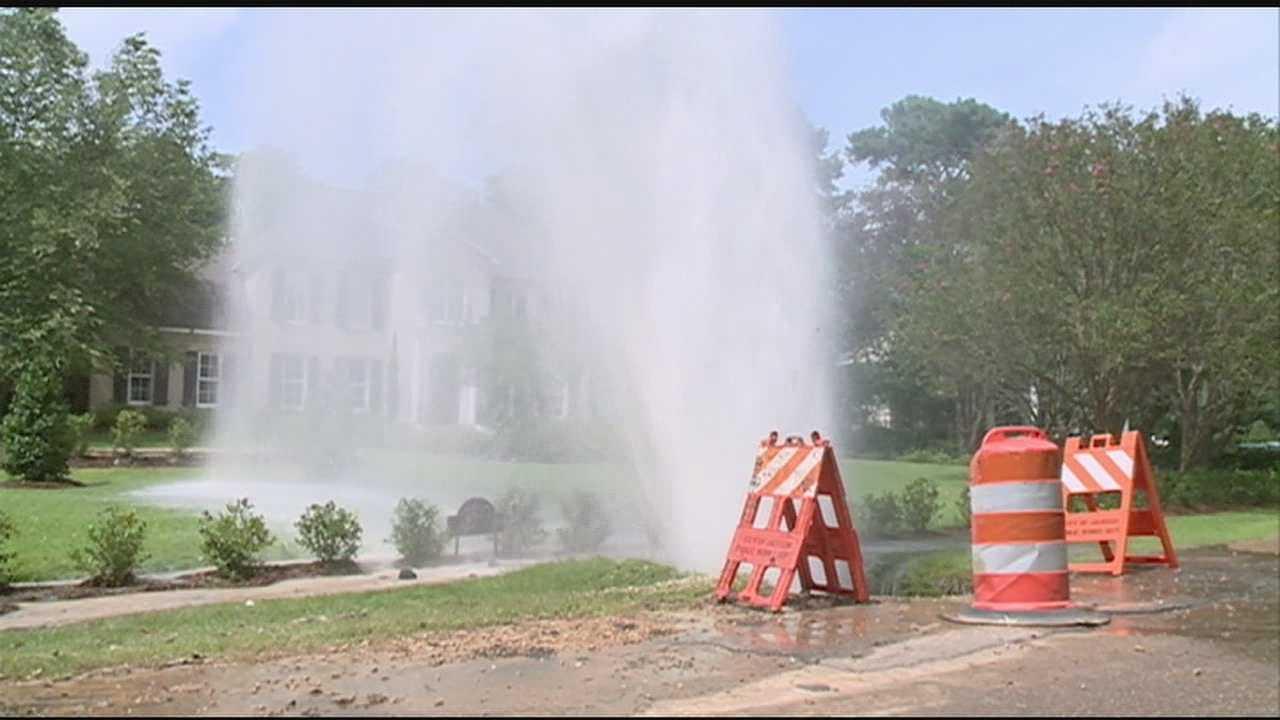 Boil water notice in Jackson
