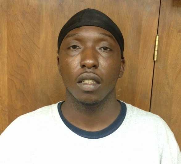 Corey Hughes, 32, is facing charges in connection with a burglary at a gun store, Kosciusko police say.