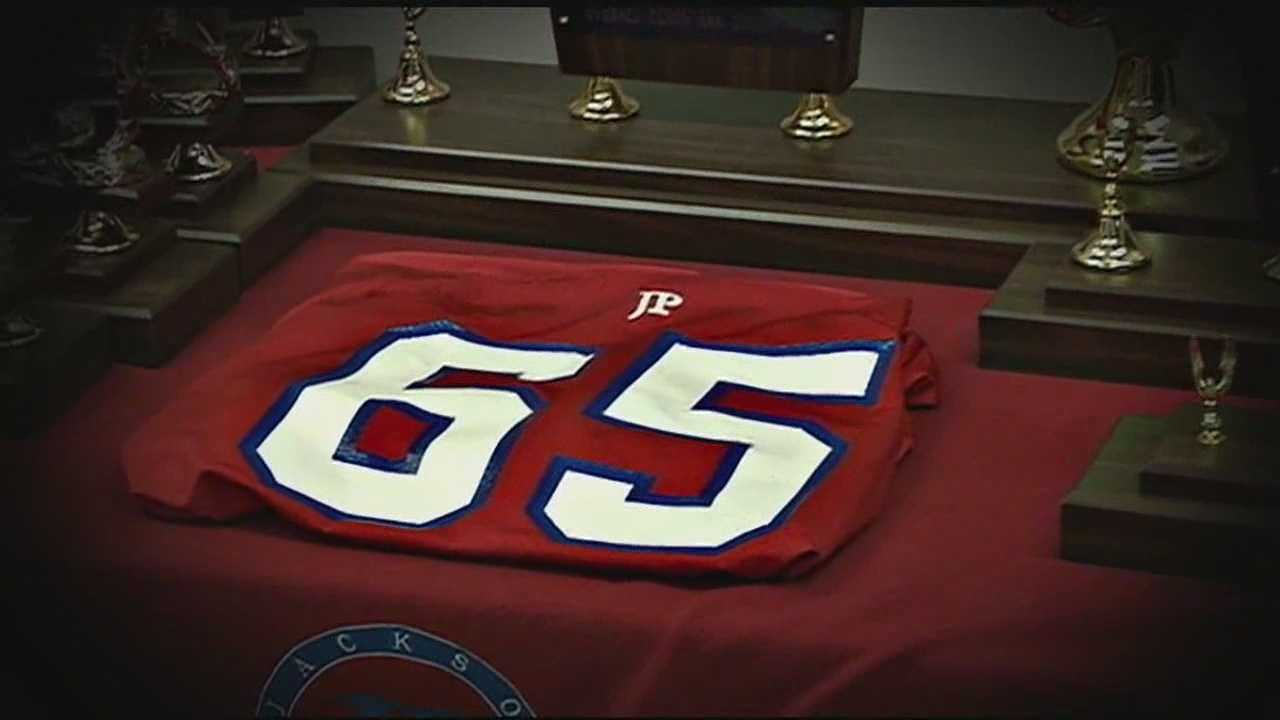 No. 12: Jackson Prep players and coaches discuss the emotions on campus and in the locker room with the passing of Walker Wilbanks. Click here for video.