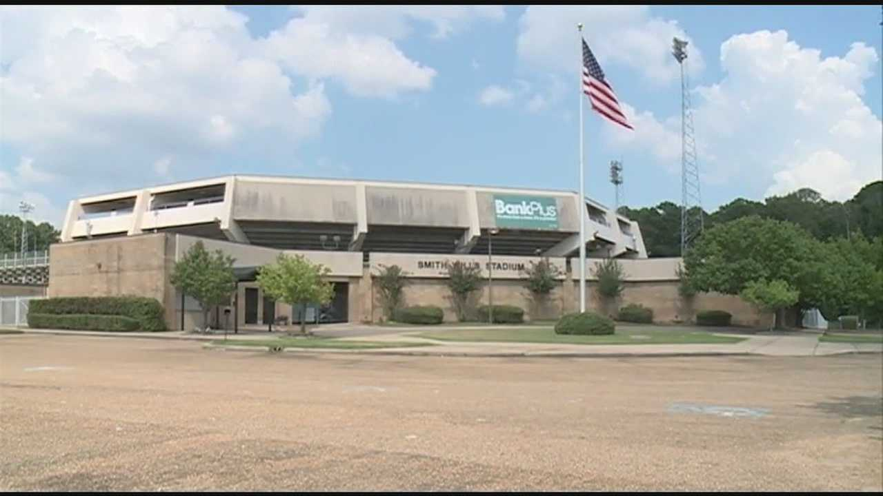 The city wants to rezone the Smith-Wills Stadium area to attract a Costco store.