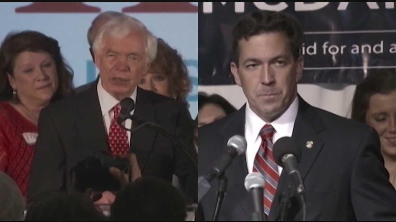 Judge mulls McDaniel election challenge
