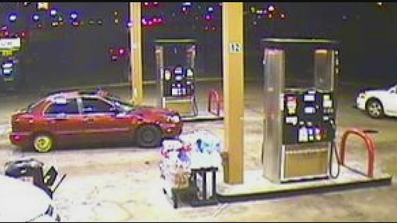 Clinton police are hoping a surveillance image will help them find the two men behind an armed robbery at Mississippi College.