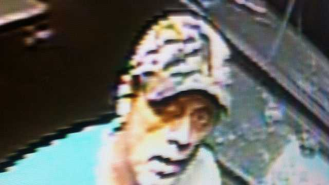 Anyone who can identify this man is asked to call Crime Stoppers at 601-355-TIPS.