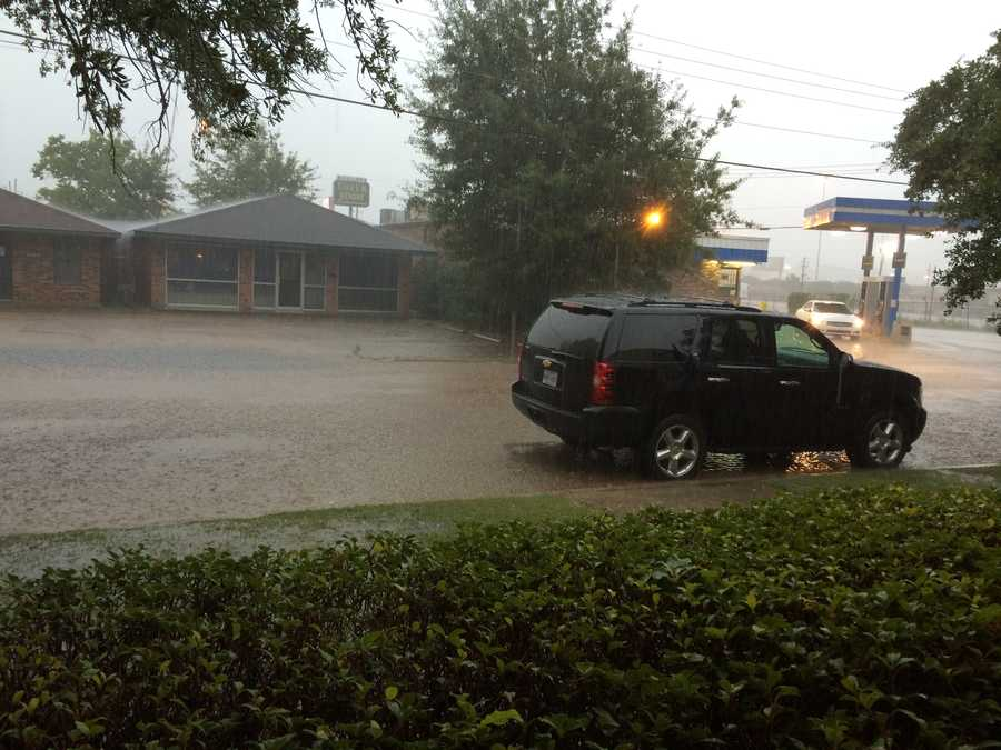Click here to upload your flooding and weather photos to u local.