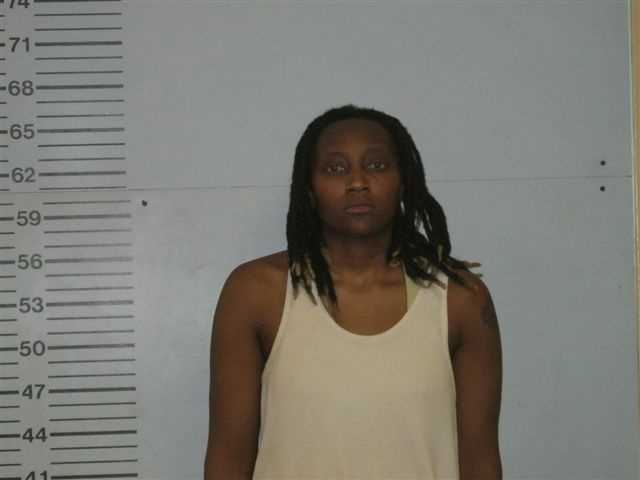 Latoya Brisco, 27, is charged with murder in Vicksburg.